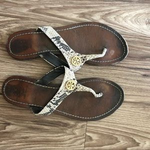 Tory Burch Shoes - Tory Burch thong flip flops!